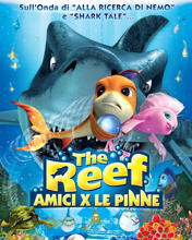 The reef – amici x le pinne