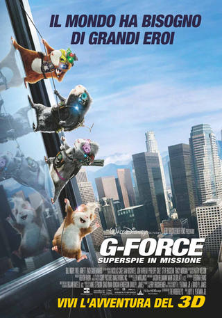 G-Force – Superspie in missione