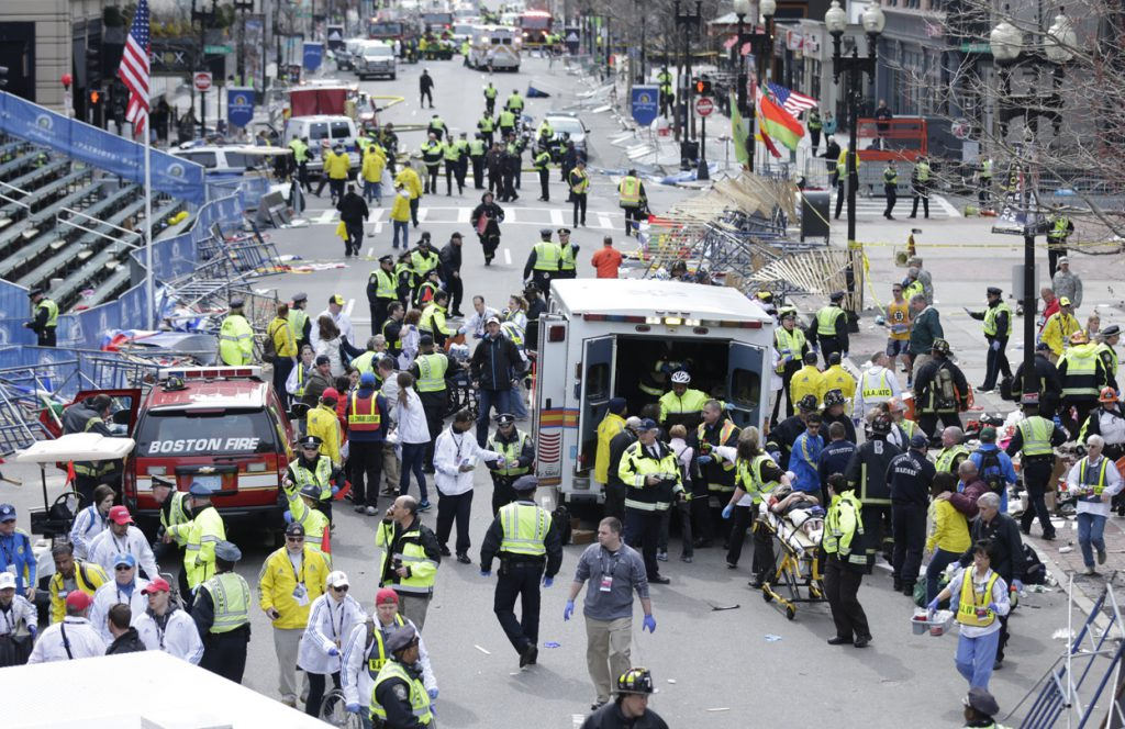 Le bombe alla Boston Marathon, i flashback dell'11 settembre