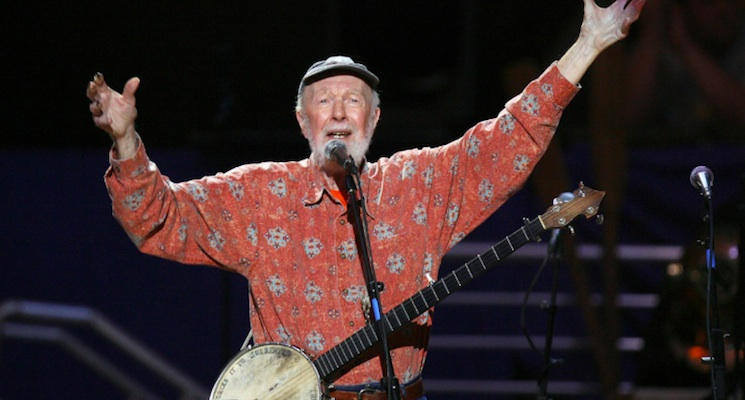 Goodbye Pete Seeger (1919-2014)