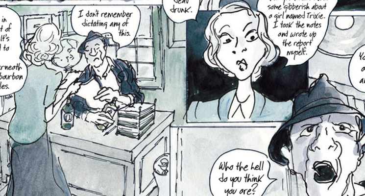 Kill my mother, di Jules Feiffer