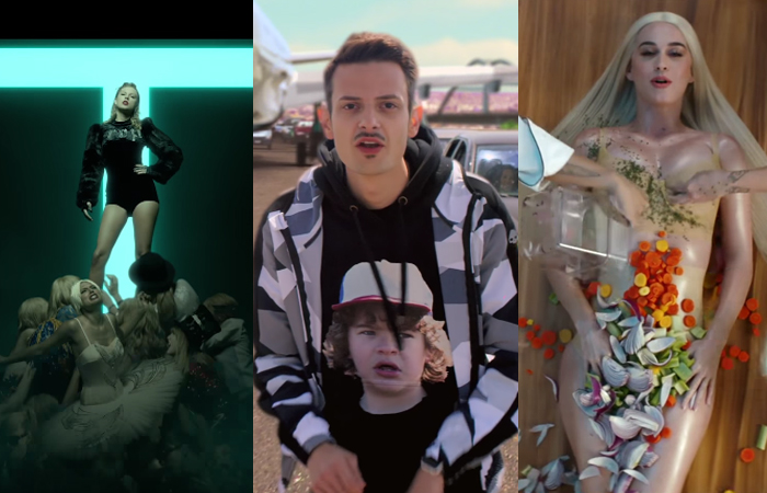 Best of 2017: i video più pop