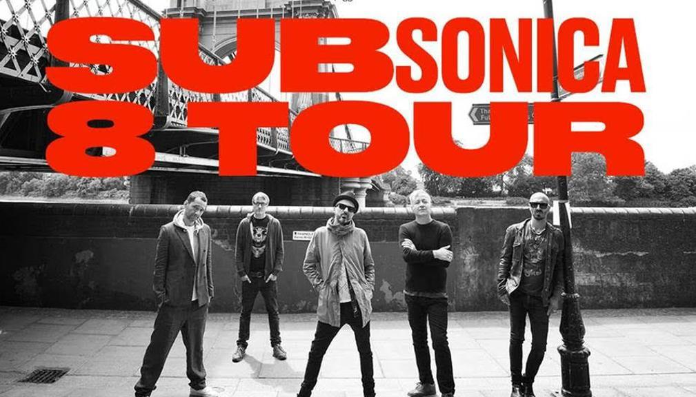 Subsonica Tour 2019 a Milano