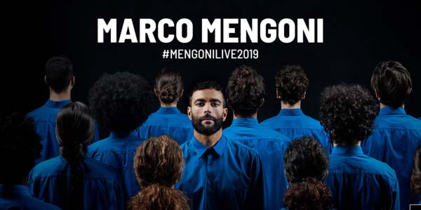 Marco Mengoni Tour 2019: concerto a Firenze