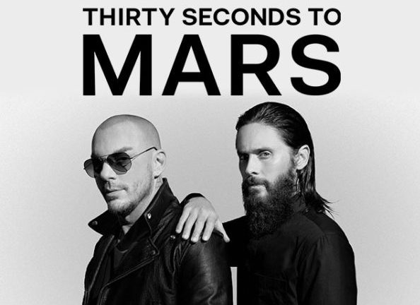 Collisioni 2019: Thirty Seconds To Mars in concerto