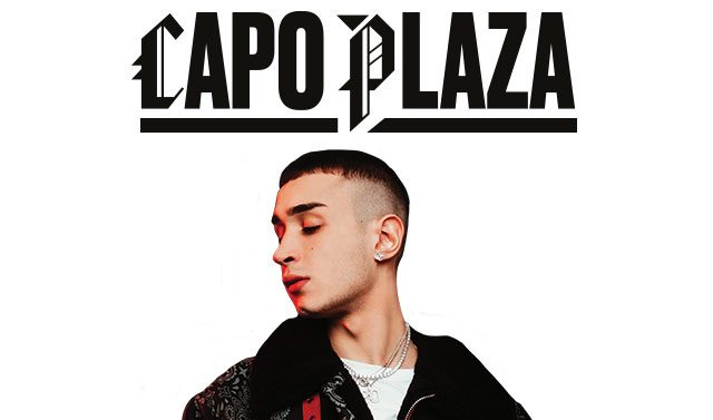 Rock in Roma 2019: Capo Plaza in concerto