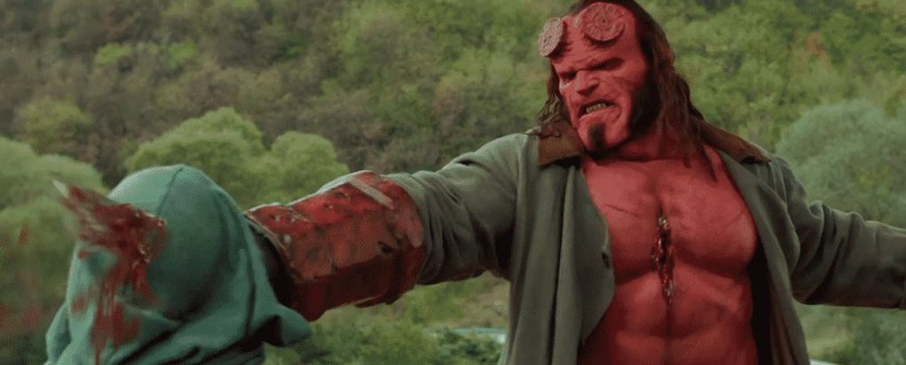 Hellboy, come film, è un casino