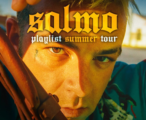 Salmo Playlist Summer Tour 2019: concerto a Palermo