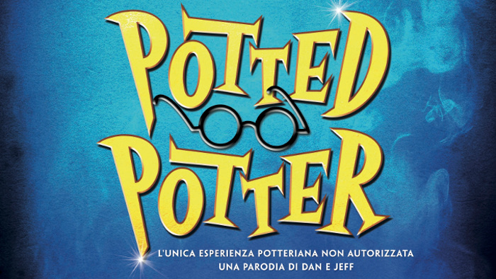Potted Potter: lo spettacolo a Firenze