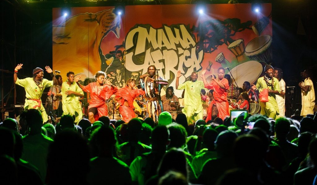 Festival Mama Africa Meeting a Chianciano Terme